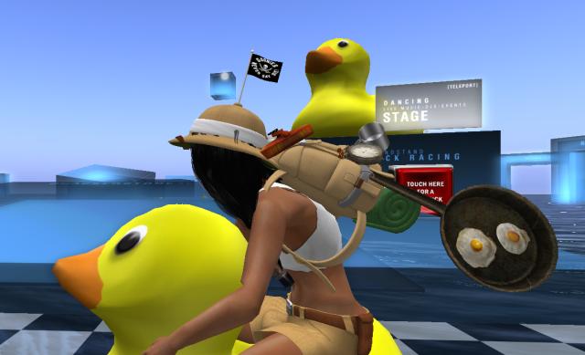 20170316 duck racing 2