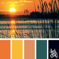 color palette - marsh