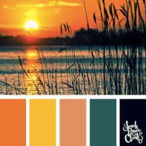 color palette - marsh