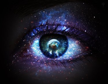 eyes of the galaxy