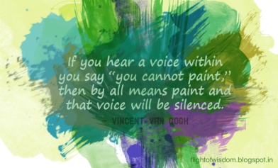 silence the voice