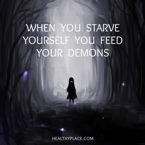 feed inner demons