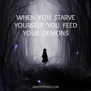 feed inner demons