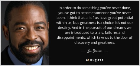 les brown trials